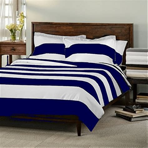 navy blue striped bedding navy blue and white striped bedding the versatile bedroom decor option