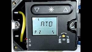 Samson 3725 Positioner Calibration