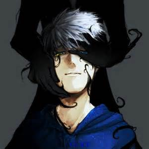 Rise of the Guardians Jack Frost X Pitch Black