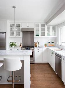 clean classic traditional kitchen austin by cgs With kitchen colors with white cabinets with original ford window sticker