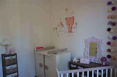 décoration de chambre pour bébé fille dans ma tribu