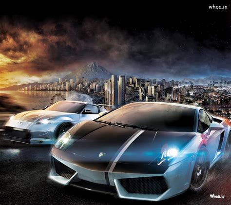 Racing Car Games Hd Wallpaper