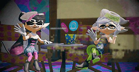 unoffical rules  squid parties splatoon amino