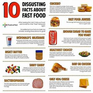 10 Disgusting Fast Food Facts That Will Change Your Diet