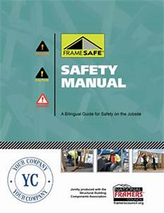 Why effective jobsite training does more than promote for Company safety manual template