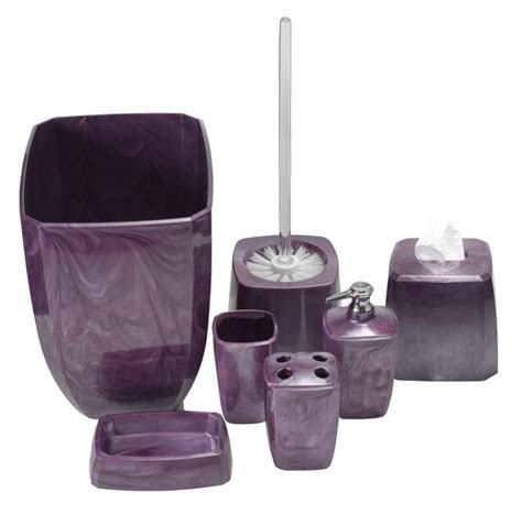 Plum Colored Bathroom Accessories plum colored bathroom accessories 15 purple