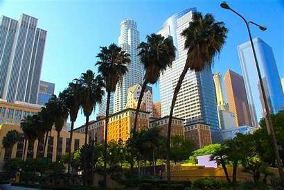 Angeles Downtown California Scenery Jetsetta Changing Loss