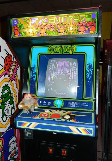 Centipede Is A Vertically Oriented Shoot Em Up Arcade