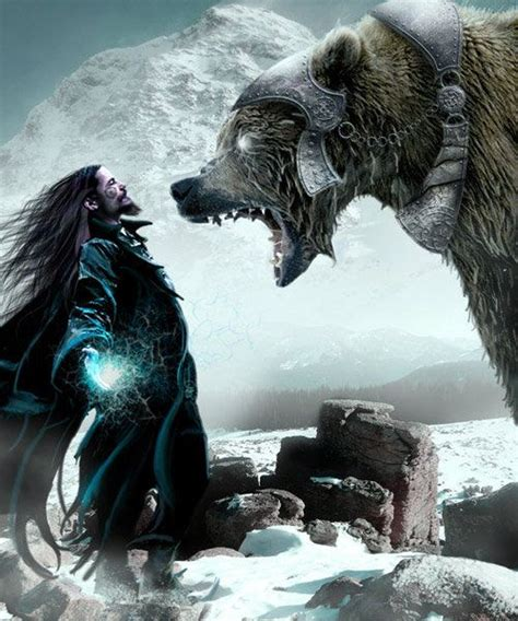 siege maje werebear battlemind you won 39 t go where you want half
