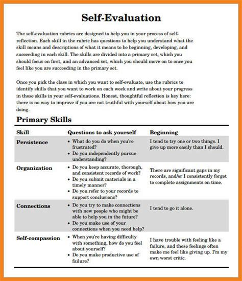 primary skills exles ideas skills list for resume