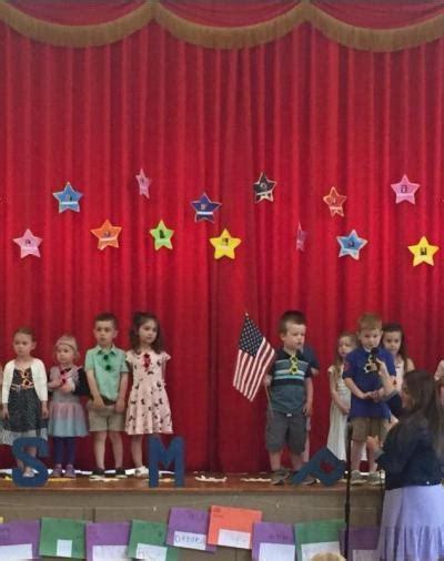 smith mills preschool kindergarten year celebration