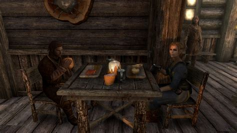 Aerin Ls - stop being a creepy stalker aerin at skyrim nexus mods