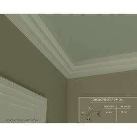 Corniche Plafond Platre : d coration murale et plafond vente en ligne corniches moulures colonnes rosaces ~ Voncanada.com Idées de Décoration