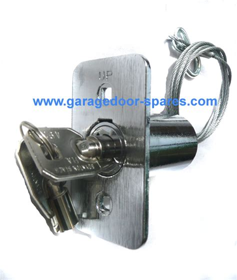 garage door emergency release lock garage door emergency release lock cable garage door
