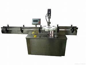 Automatic Screw Capping Machine - SCM-1001 - SINBON (Hong ...