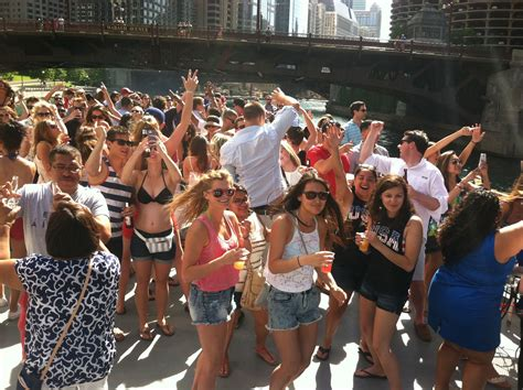 Chicago Boat Party 4th Of July by Pre Independence Day Evening Booze Cruise Monday July