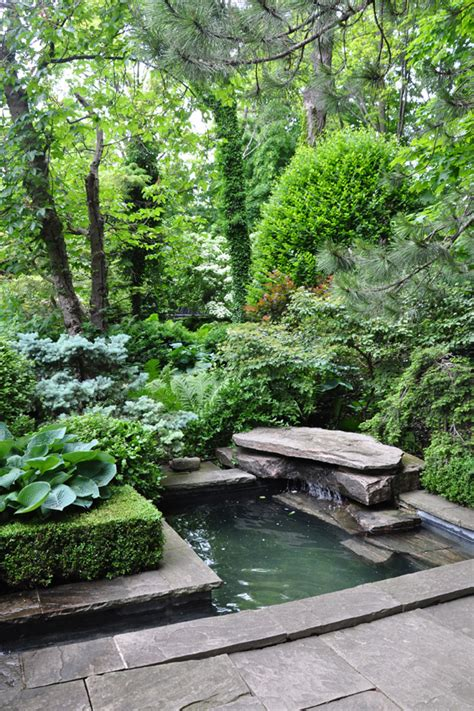 three dogs in a garden pin ideas small water features