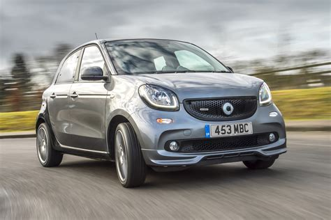 Smart : New Smart Forfour Brabus Xclusive 2017 Review