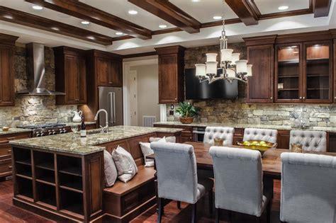 wonderful kitchen kitchen island with built in seating
