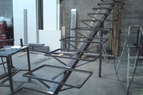 comment fabriquer un escalier en fer de conception de maison