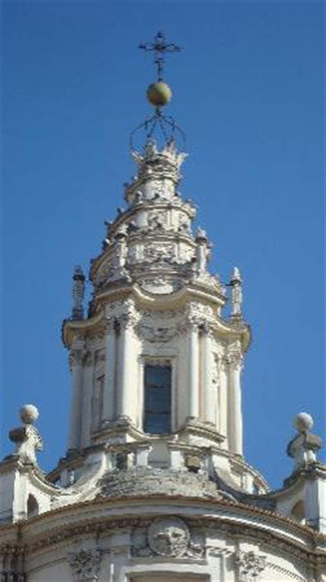 cupola di sant ivo alla sapienza cupola con lanterna picture of chiesa di sant ivo alla