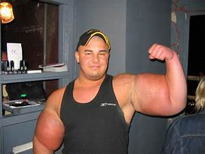 STRENGTH FIGHTER™: Synthol Arms