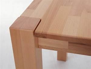 Esstisch 140x80 Ausziehbar : hochwertiger esstisch 140x80 massivholz tisch ausziehbar fest holztisch georg ebay ~ Indierocktalk.com Haus und Dekorationen