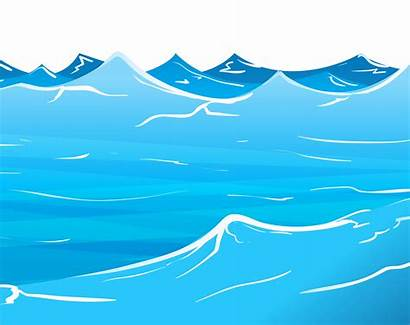 Sea Water Wave Ocean Clipart Clip Transparent