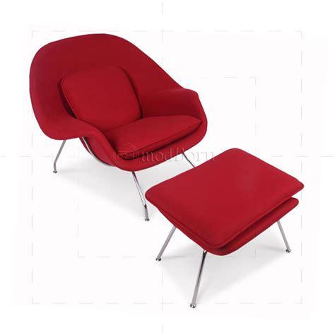eero saarinen style womb chair wool replica