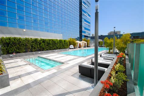 Tile Tech Pavers Los Angeles by La Live Jw Marriott 171 Tile Tech Pavers Tile Tech Pavers