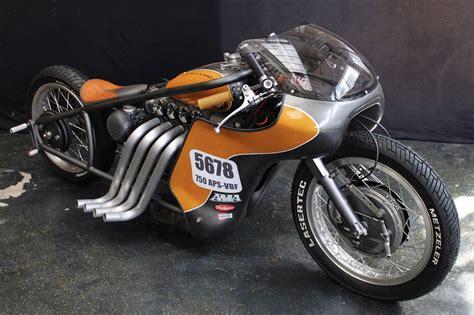 The Nimbus Type C 'odin's Fury' Custom Landspeed Racer By