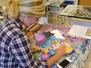 10, Famous, Art, Project, Ideas, For, High, School, 2021