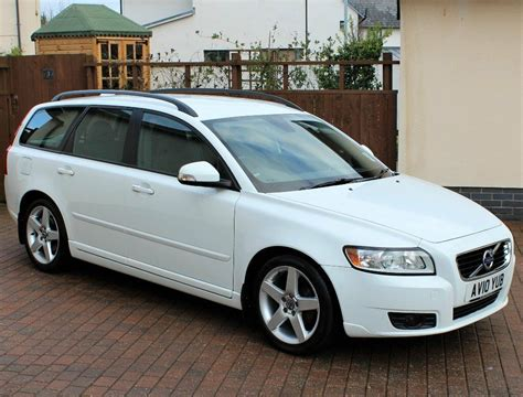volvo  se   diesel estate car full service