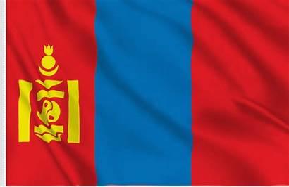 Mongolia Flag Flagsonline Sticker National Material 1200