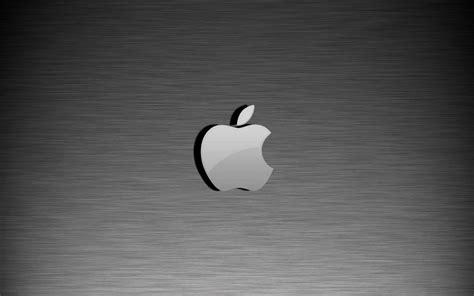 apple silver wallpaper gallery