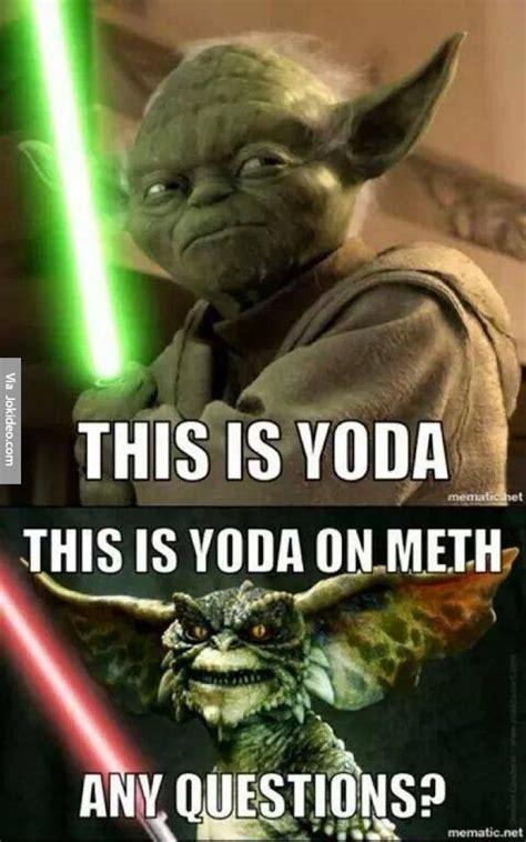 Yoda Memes - 1000 images about humor on pinterest deadpool batman and hulk