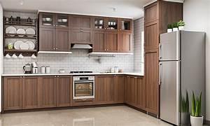 Wooden, Kitchen, Cabinet, Design, Ideas