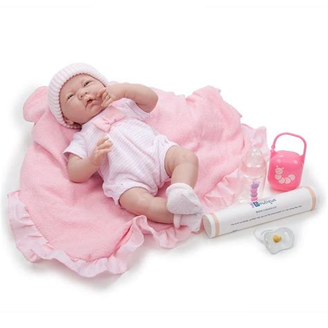 Realistic Baby Doll Girl Berenguer Newborn Real Looking