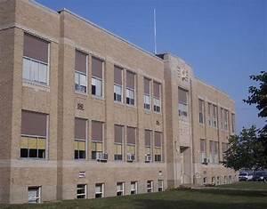 Areas/Rooms etc in High School Buildings