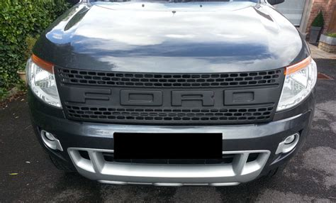 accessoire ford ranger 2014 calandre type ford raptor page 3 mania