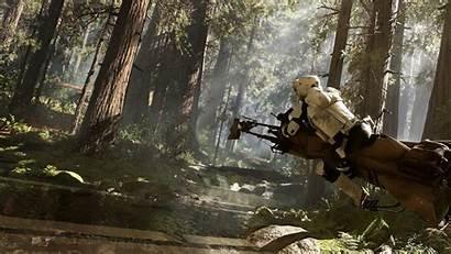 Endor Wars Star Battlefront Planet Scout Troopers