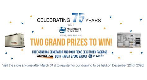 millersburg electric appliances consumer electronics