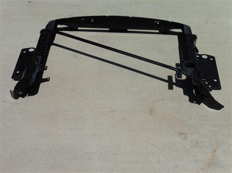 Bentley Continental Gt Gtc Radiator Cooler Front Support