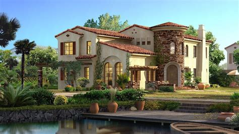 Free download Beautiful House HD Wallpapers [1600x900] for ...