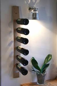 Porte Bouteille Vin Original : porte bouteilles design ~ Dode.kayakingforconservation.com Idées de Décoration