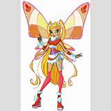 Winx Club Flora Believix Transformation | 563 x 899 png 375kB
