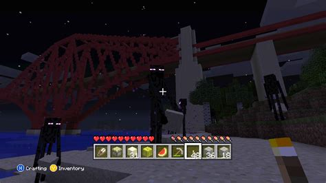 Minecraft Xbox 360 update 1.8.2 mobs trailered – Capsule ...