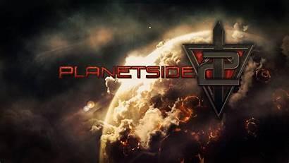 Planetside Wallpapers Background Planet Terran Republic Pc