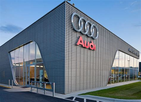 audi  silver spring penney design group