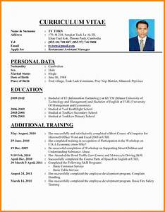 6 cv resume writing theorynpractice With how to write a curriculum vitae